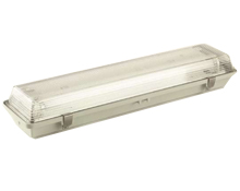 ExEN (XN) Zone 2 Standard and Emergency Fluorescent Luminaire