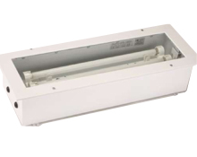 9R Series Exed Rescessed Zone 1 Fluorescent Luminaire