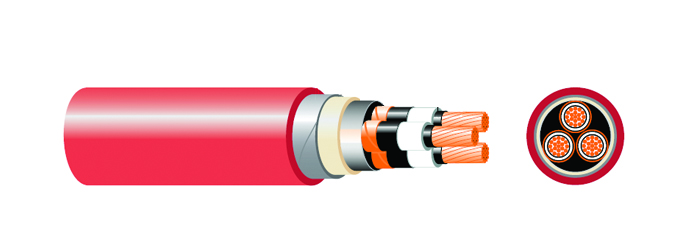 Meduim Voltage Cables To Iec 60502 For Oil And Gas